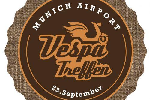 2. Vespa Treffen am Flughafen München